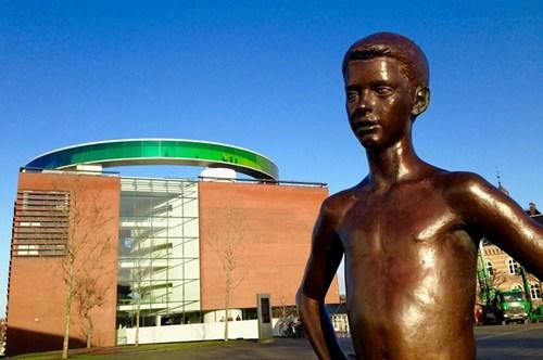 AarhusGuiderne: Skulpturer i byparken