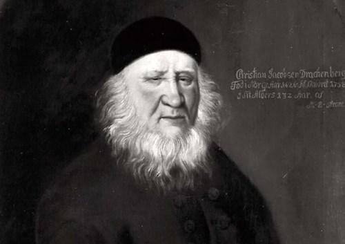 AarhusGuiderne: Drakenberg - en rigtig sørøverhistorie