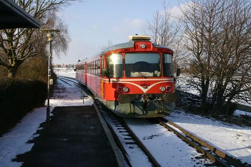 Lokalhistorisk café: Da jernbanen kom til Viby v/ Kurt Boch Andersen, Lokalhistorisk arkiv Viby