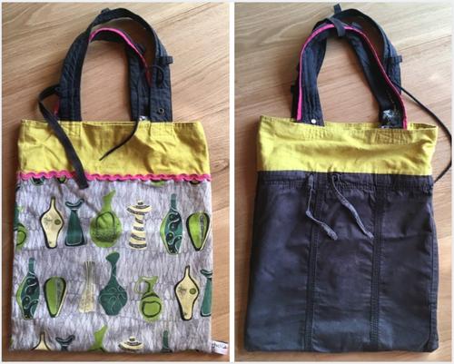 Sustainable Sewing: Bags from 'rags' - lørdagsworkshop