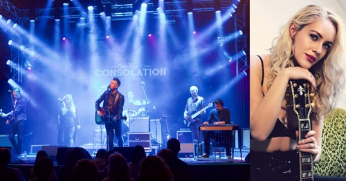 Aarhus Folk Festival: Koncert med The Consolation (support: ISSE)
