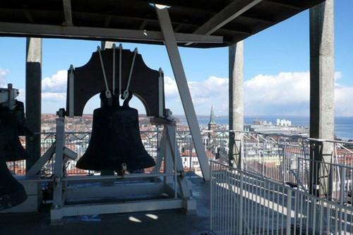 AarhusGuiderne: Aarhus Rådhus - Tårnopstigning