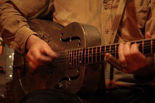 Blues- og slideguitar