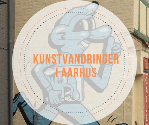 Kunstvandringer i Aarhus - 12 spændende ture