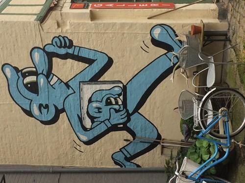 Kunstvandringer i Aarhus - Latinerkvarteret