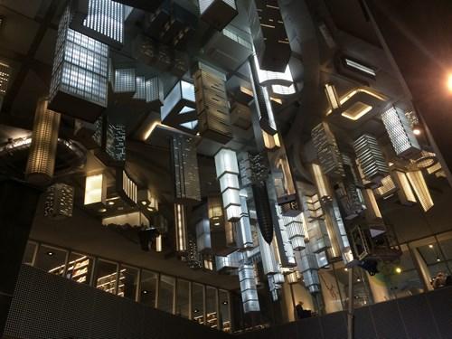Kunstvandringer i Aarhus - Den nye Havnefront
