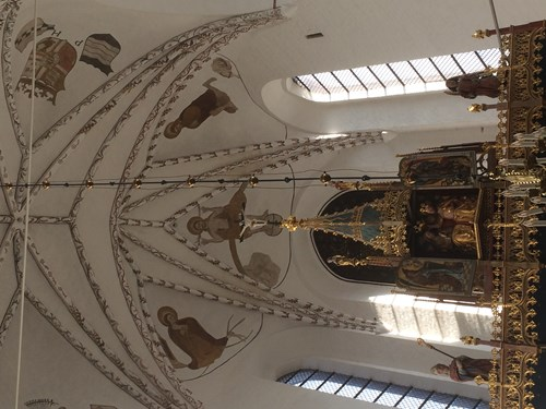 Kunstvandringer i Aarhus - Vor Frue Kirke og Aarhus Domkirke