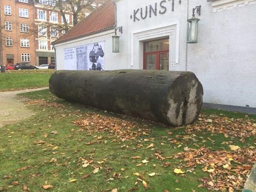 Kunstvandringer i Aarhus - Skulpturparken ved Kunsthal Aarhus