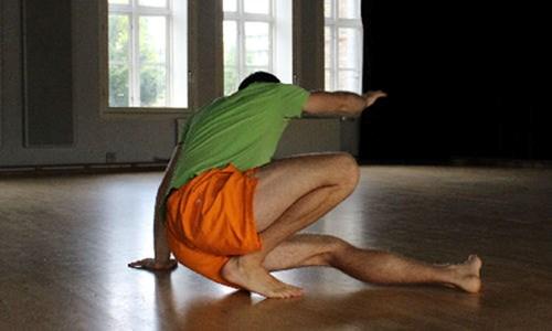 Nye bevægelsesveje - fysisk improvisation