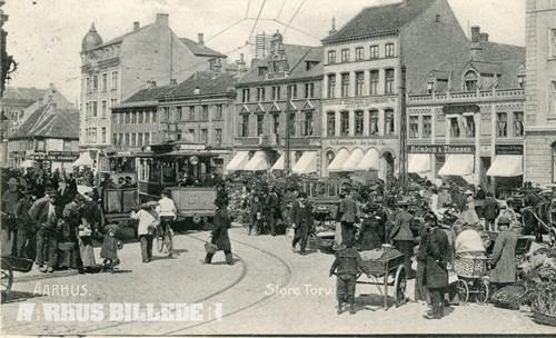 I fodsporene på Aarhus' historie