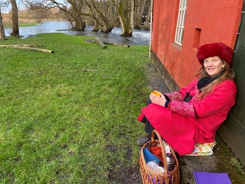 Ud i verden med Inga - Jylland mellem tvende have