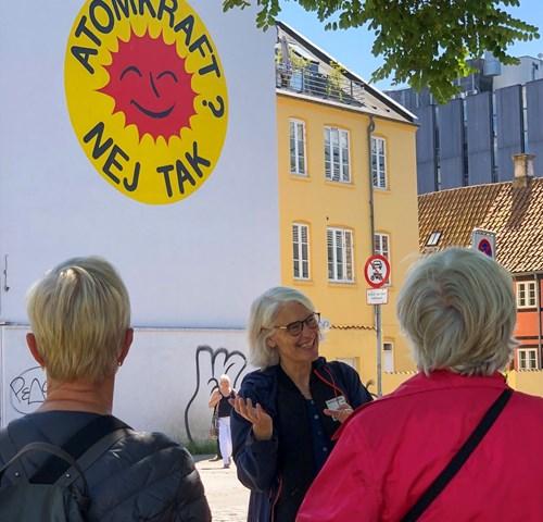 AarhusGuiderne: Kunst i gaden