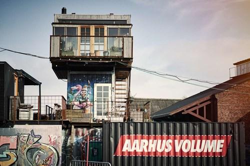 AarhusGuiderne: Ceres Byen og Godsbanen