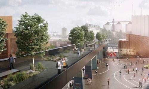 AarhusGuiderne: Sydhavnen før, nu og i fremtiden