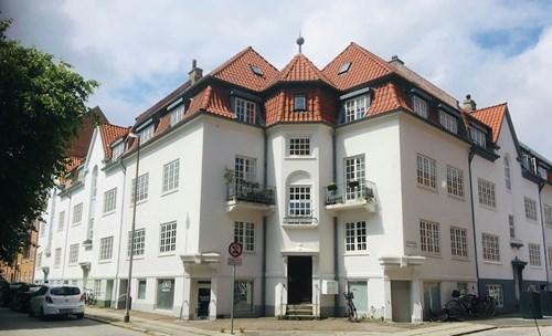 AarhusGuiderne: Trøjborg før og nu